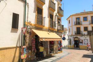 スペイン「コルドバ」にある、「ユダヤ人街」の風景1