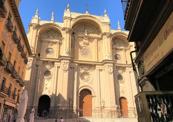 スペイン「グラナダ」にあるカテドラル(大聖堂)