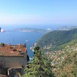 南フランス「エズ村」の風景