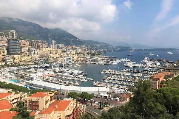 世界で2番目に小さな国「モナコ」